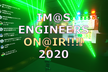 IM@S ENGINEERS ON@IR!!!! 2020