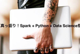 夏真っ盛り!Spark + Python + Data Science祭り