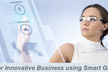 スマートグラスを使った革新的なビジネスを考えるアイデアソン
