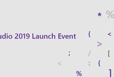Visual Studio 2019 Launch at Kansai