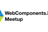 WebComponents.kyoto Meetup #1