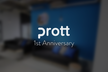 【抽選でご招待!】Prott 1st Anniversary Party