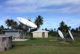 Simulating Satellite Internet into Pacific Islands