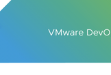 VMware DevOps Meetup #6