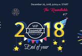 #7 WP ZoomUP 2018年WordPress忘年座談会