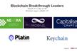 Blockchain Breakthrough Leaders