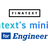 Finatext's minitext for Engineer vol.1