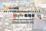 kintone devCamp Step2 @大阪