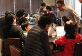 Scratch体験会 at CoderDojo 渋谷