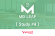 Osaka Mix Leap Study #4 - React