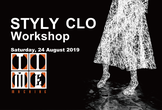 STYLY CLO Workshop Vol.1 at TIMEMACHINE