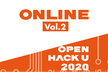 Open Hack U 2020 Online Vol.2