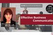 【1/30(火)から】Effective Business Communication