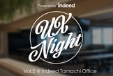 UX Night Vol.2