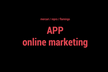 App Online Marketing 勉強会 vol,2