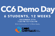 Demo Day - Code Chrysalis Bootcamp - Open to All