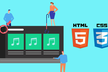 【HTML/CSS】Spotify風LPを作ろう!もくもく勉強会