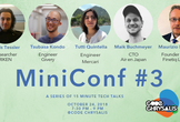 EVENT FULL - MiniConf with IDEO