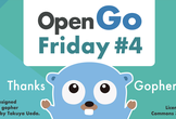 #4 Open Go Friday
