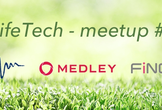 LifeTech - meetup for engineer  #01
