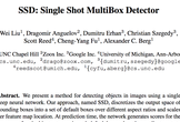 SSD: Single Shot MultiBox Detector| 論文輪読会 #6