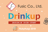 Fusic Drinkup at RubyKaigi 2019