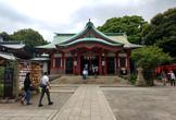東京!街歩き!マッピングパーティ:第15回 品川神社
