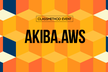AKIBA.AWS #10 Developers.IO東京 前夜祭!AWS Update LT大会