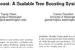 XGBoostの原論文を完全に理解する