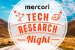 Mercari Tech Research Night Vol.5
