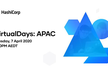 HashiCorp Virtual Days: APAC