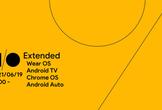 I/O Extended Japan 2021 - Wear,TV,Chrome OS,Auto