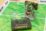 はじめての工作に!赤外線リモコン式サッカーロボット工作教室