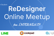学生向け/ReDesigner Online Meetup for INTERNSHIP vol.1