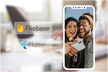 FlutterとFirebaseでSnowのような顔認識アプリを開発する