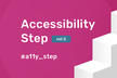 Accessibility Step Vol.05