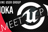 オンライン【Unreal Engine Meetup Fukuoka】 2020/4/25