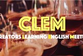 #5.2 Creators Learning English Meetup for Mobile