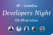stand.fm Developers Night!