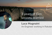 WebHack#49 3 years of Elm: lessons learned