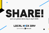 Local Hack Share Day 2020 in Japan