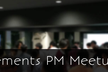 Increments PM Meetup #1