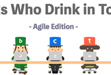 Geeks Who Drink in Tokyo  -Agile Edition-