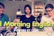 【朝活4】Good Morning English Cafe powered by CLEM