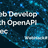 WebHack#20 x Indeed: Web Develop with OpenAPI Spec