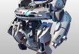 ハイブリットな変形ロボ!スペースロボ7工作教室